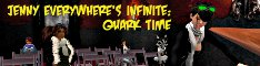 Jenny Everywhere's Infinite: Quark Time